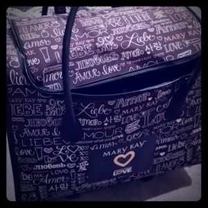 Mary Kay Love Rolling Tote